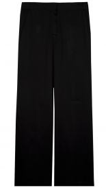 SALES - SATIN BACKED CREPE TROUSER