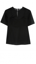 CLOTHES - COTTON VOILE SHORT SLEEVE