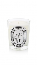 CANDLES - DIP.CANDLE VIOLETTE  190gr