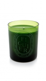 CANDLES - DIP.CANDLE GREEN FIGUIER 300gr