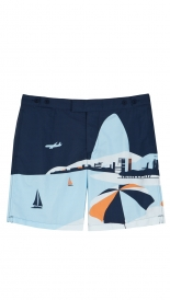CLOTHES - TRUNKS LONG POSTO