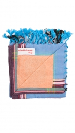 ATUTTOTONDO - BABY KIKOY BEACH TOWEL IN COTTON