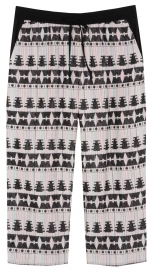 CLOTHES - TRIBE TWEED CROP PANT
