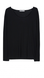 CLOTHES - PIMA COTTON LONG SLEEVE TEE