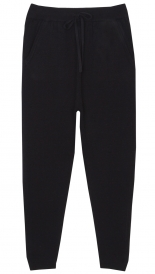 CLOTHES - CASH WOOL DROPPED SWEATPANTS