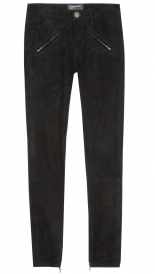 CLOTHES - THE LEATHER SILVERLAKE ZIP SKINNY