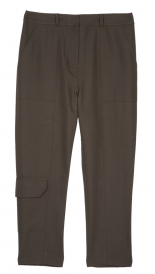 CLOTHES - SLEEK POLY TWILL CARGO