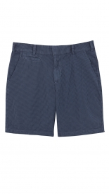 GINGHAM BERMUDA SHORT