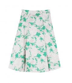 KNEE LENGTH - SKIRT
