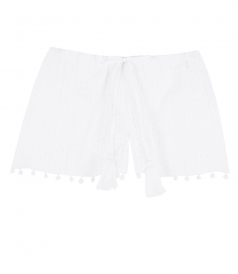 SALES - COTTON EYELET PIA SHORTS