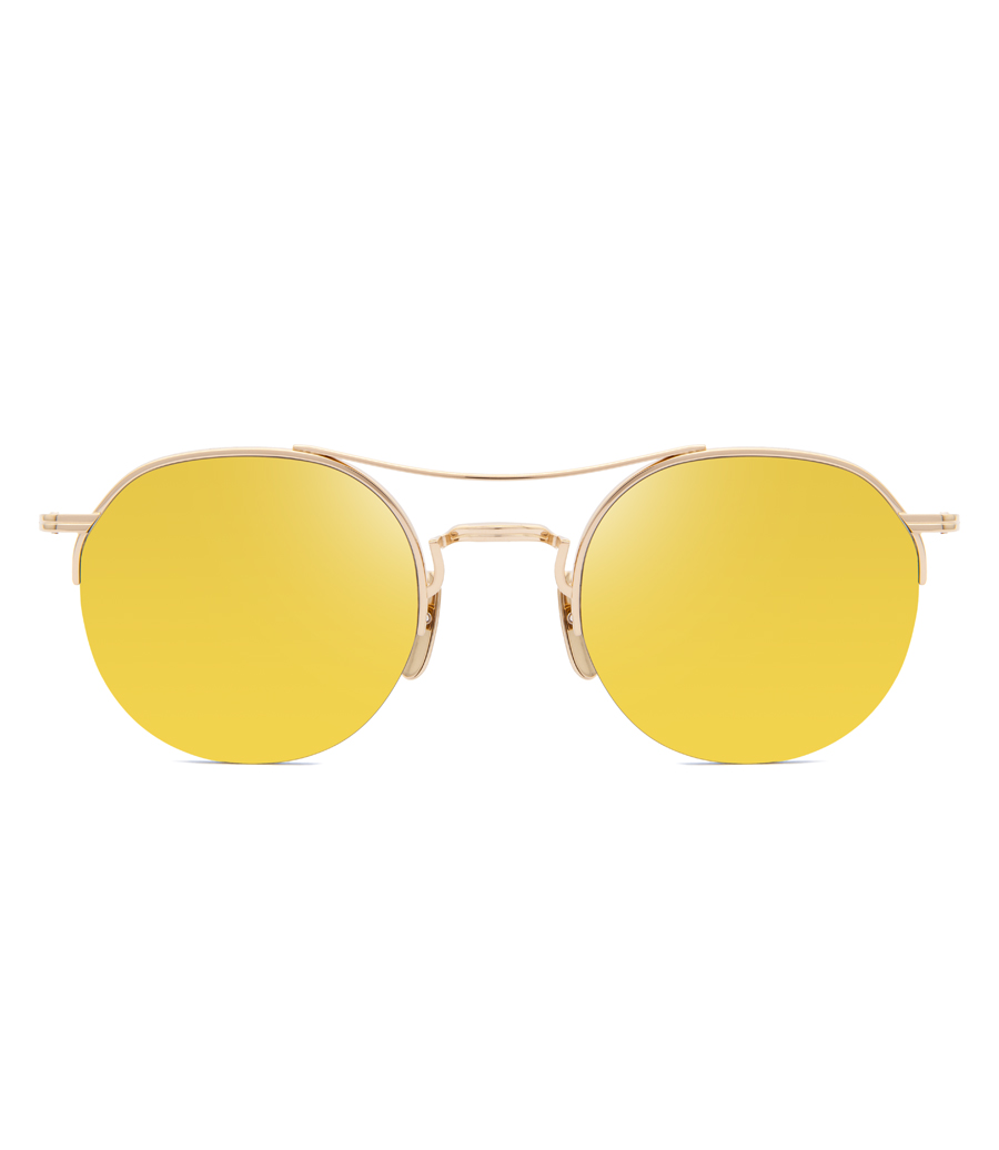 0cf4ac8e020 TB-903 GOLD MIRROR SUNGLASSES - SUNGLASSES    Soho Soho