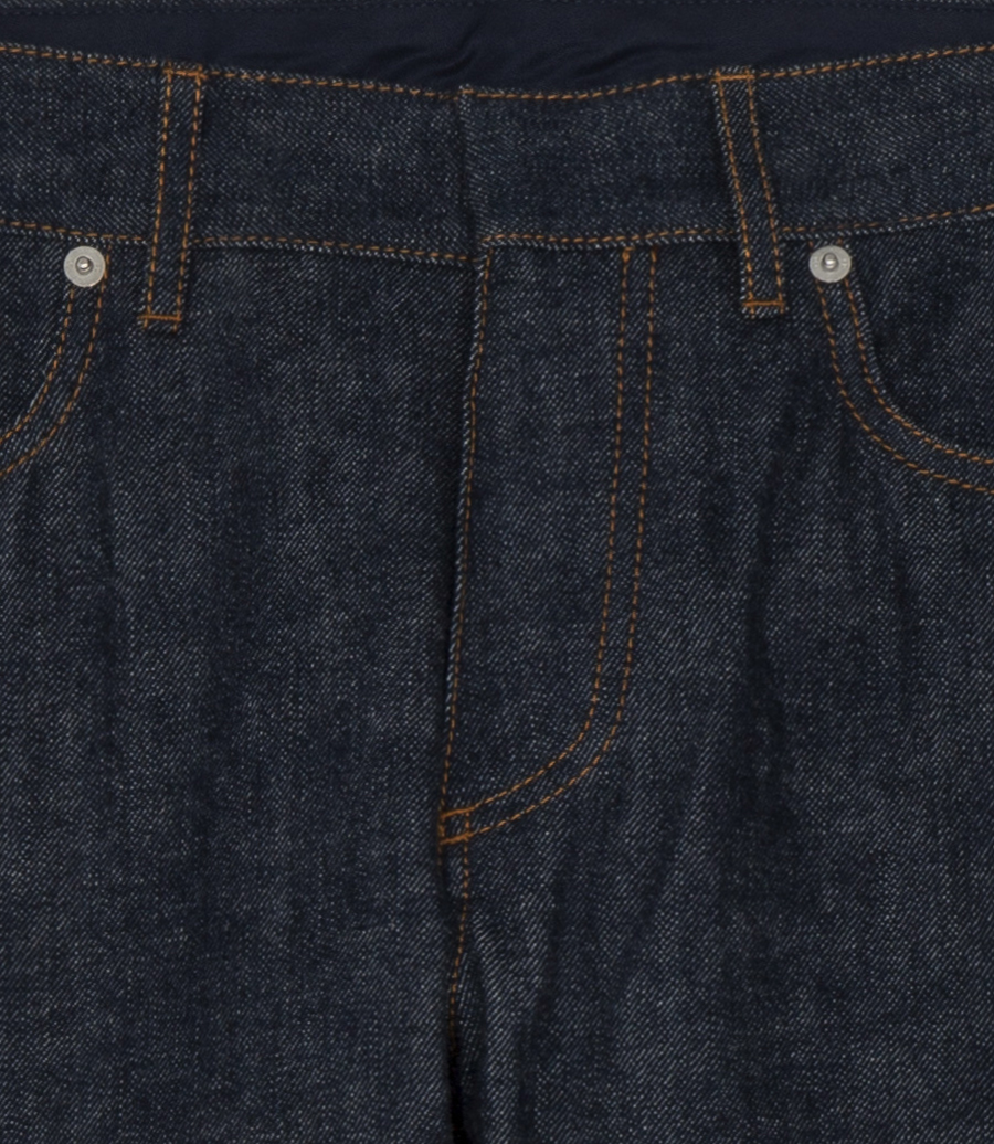 hand embroidered stitched denim canvas jeans jeans soho soho