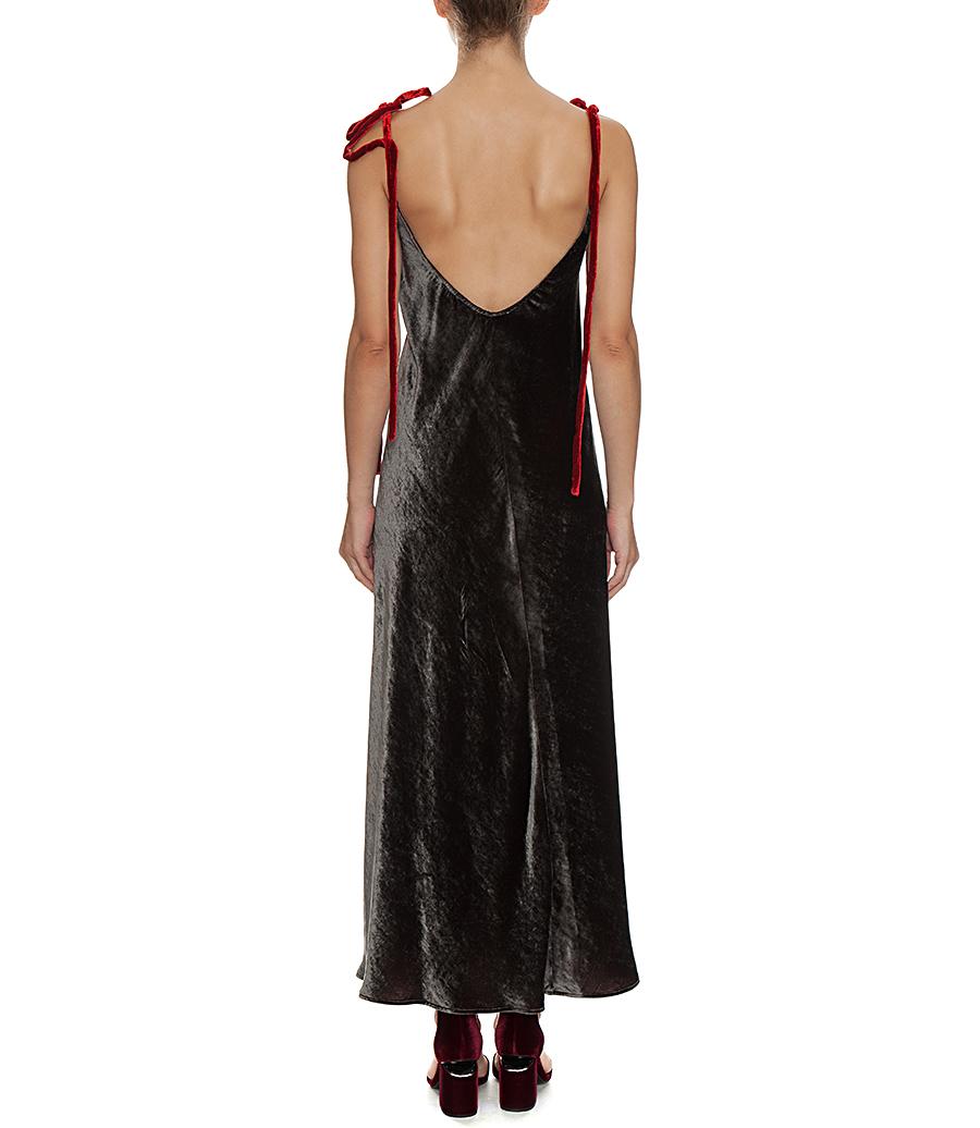 Velvet Robe Dress Night Soho Soho