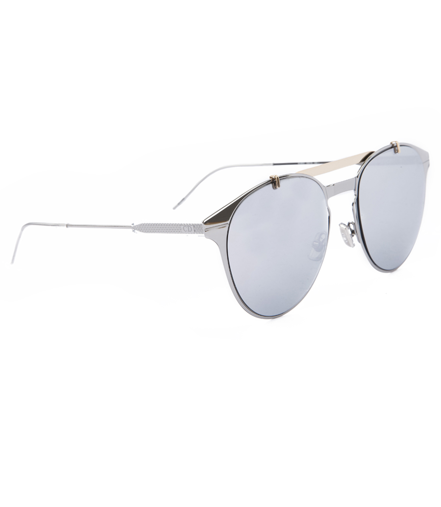 Dior Glasses Frame 2014 : DIOR MOTION ROUND METAL-FRAME SUNGLASSES - SUNGLASSES ...