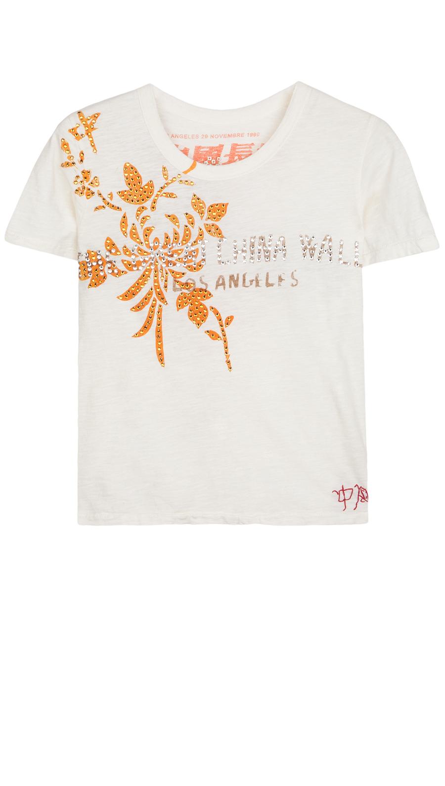 Micro tee lotus flower t shirts soho soho micro tee lotus flower izmirmasajfo