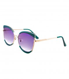 URANUS GREEN-GOLD METALLIC ACETATE