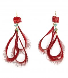 ACCESSORIES - HERONS EARRINGS 03