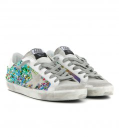 MULTICOLOR STONE SUPERSTAR SNEAKERS